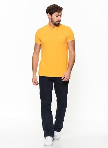 Wrangler Tişört Sarı